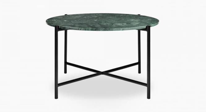 Linda Coffee Table (Green & Black, Black & Green Finish) by Urban Ladder - Front View Design 1 - 374364