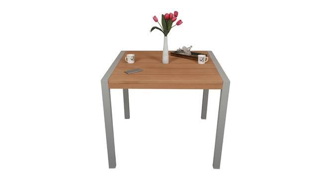 Lovine Outdoor Dining Table (Beige, Matte Finish) by Urban Ladder - Cross View Design 1 - 375475