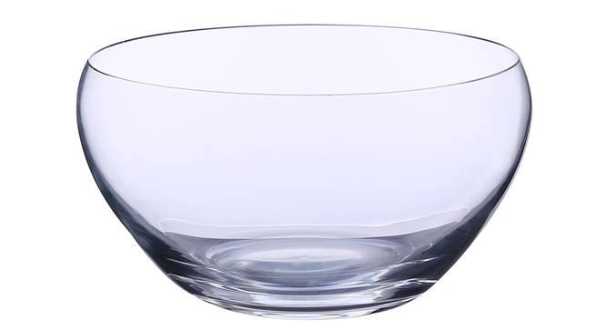 Aqua Dessert Bowl (transparent) by Urban Ladder - Cross View Design 1 - 377234