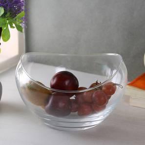 Gandola dessert bowl transparent lp