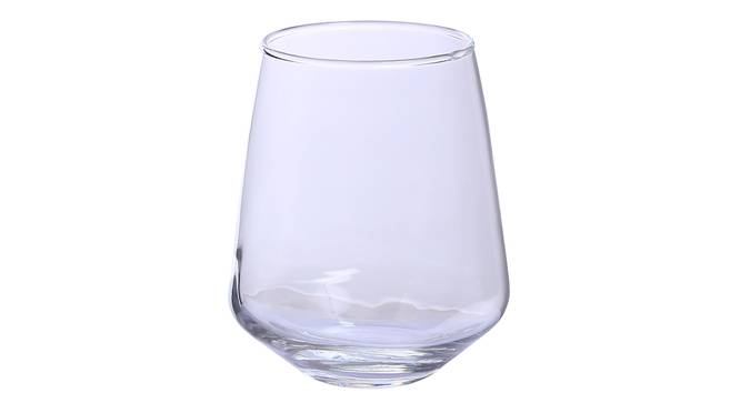 King Whiskey Glass Set of 6 (transparent) by Urban Ladder - Cross View Design 1 - 377642