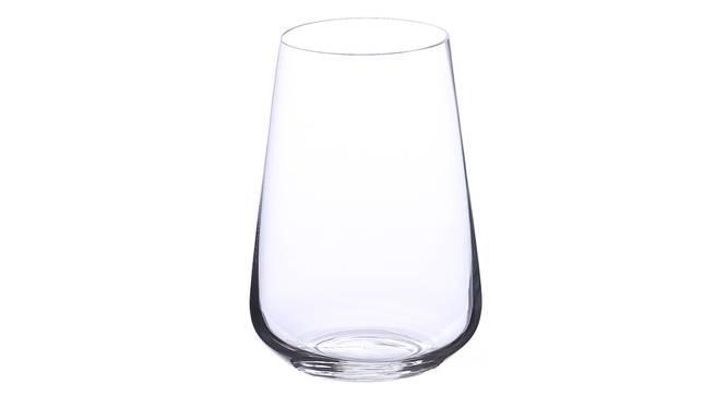 Sandra Cocktail Glass Set of 6 (transparent) by Urban Ladder - Cross View Design 1 - 377898