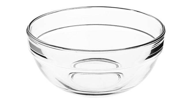 Shelly Dessert Bowl Set (transparent) by Urban Ladder - Cross View Design 1 - 377948