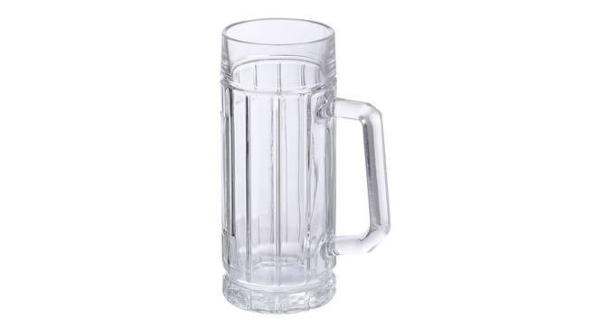 Torin Beer Glass Set of 2 (transparent) by Urban Ladder - Cross View Design 1 - 377995