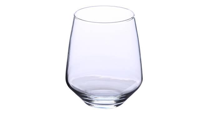 Wren Whiskey Glass Set of 6 (transparent) by Urban Ladder - Cross View Design 1 - 378037