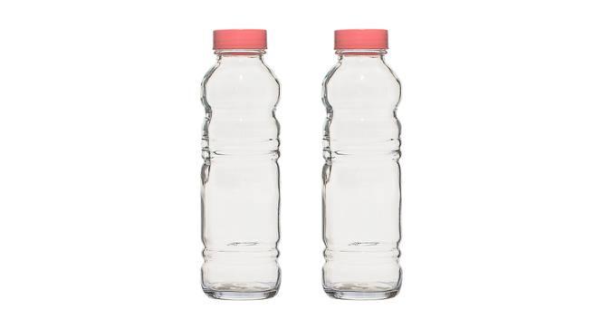 Orion Bottles Set of 3 (Transperant) by Urban Ladder - Front View Design 1 - 378405