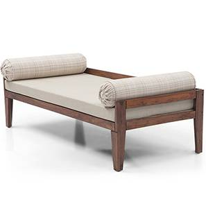 Malaga Day Bed (Teak Finish) by Urban Ladder