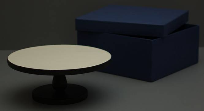 Alice Cake Stand (Black & White) by Urban Ladder - Front View Design 1 - 378579