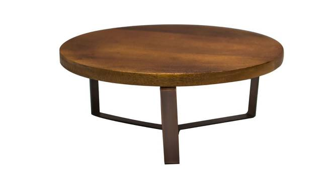 Adelaide Cake Stand (Brown & Copper) by Urban Ladder - Cross View Design 1 - 378586