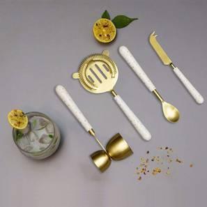 Bowie bar tools   set of 4 gold209 lp