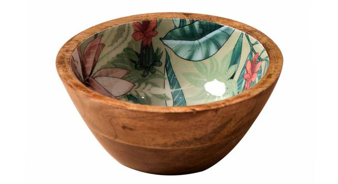 Cleo Bowls (Green, Set Of 4 Set) by Urban Ladder - Front View Design 1 - 378917