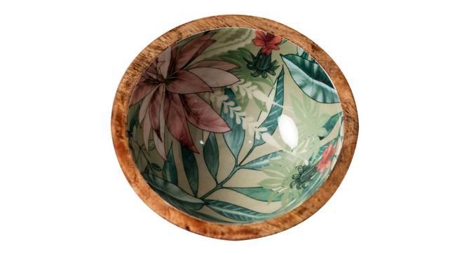 Cleo Bowls (Green, Single Set) by Urban Ladder - Cross View Design 1 - 378927