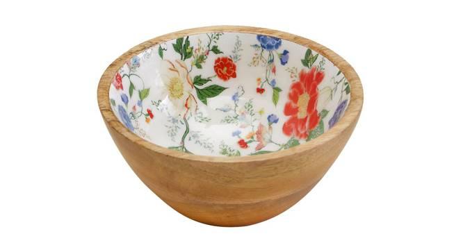 Edna Bowls (White, Single Set) by Urban Ladder - Front View Design 1 - 379007