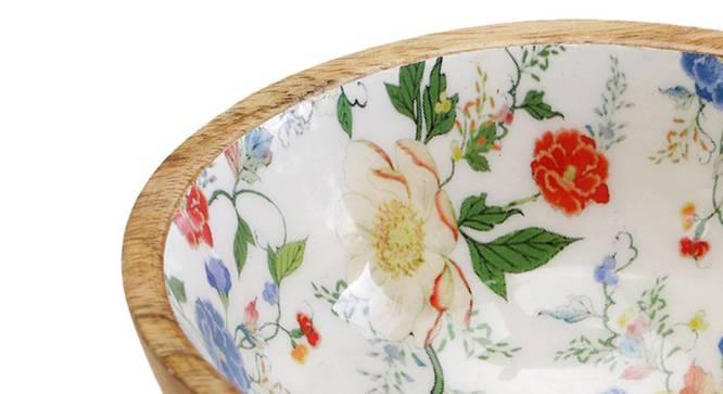 Edna Bowls (White, Single Set) by Urban Ladder - Design 1 Close View - 379014