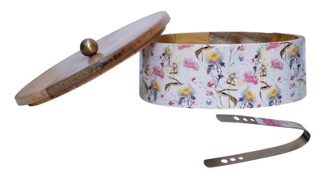 Mallory Chapati Box (White) by Urban Ladder - Cross View Design 1 - 379519