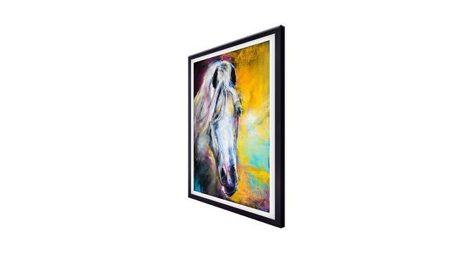 Alora Wall Art by Urban Ladder - Cross View Design 1 - 380246