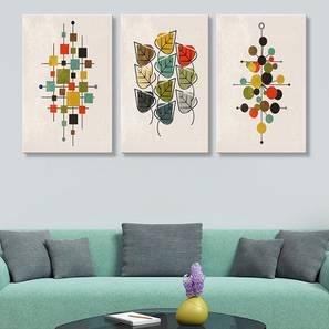 Estine Wall Art by Urban Ladder - Front View Design 1 - 380392