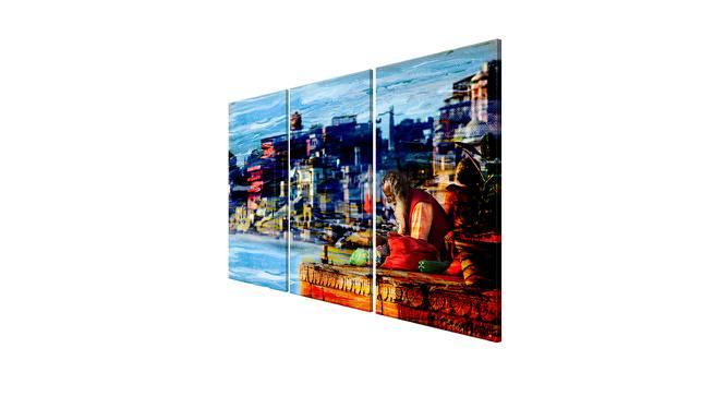 Ida Wall Art by Urban Ladder - Cross View Design 1 - 380498