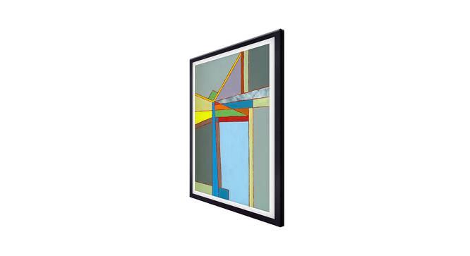 Hagen Wall Art by Urban Ladder - Cross View Design 1 - 380508