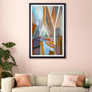 Munro Wall Art by Urban Ladder - Front View Design 1 - 380579