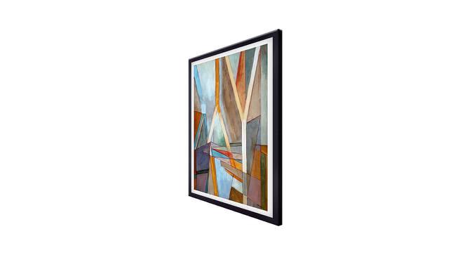 Munro Wall Art by Urban Ladder - Cross View Design 1 - 380596