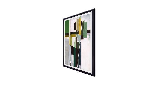 Palmin Wall Art by Urban Ladder - Cross View Design 1 - 380679