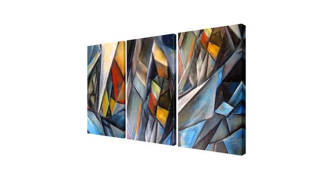Raine Wall Art by Urban Ladder - Cross View Design 1 - 380756
