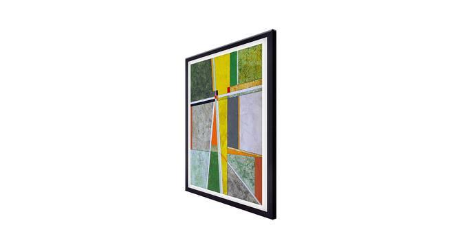 Rahmin Wall Art by Urban Ladder - Cross View Design 1 - 380760