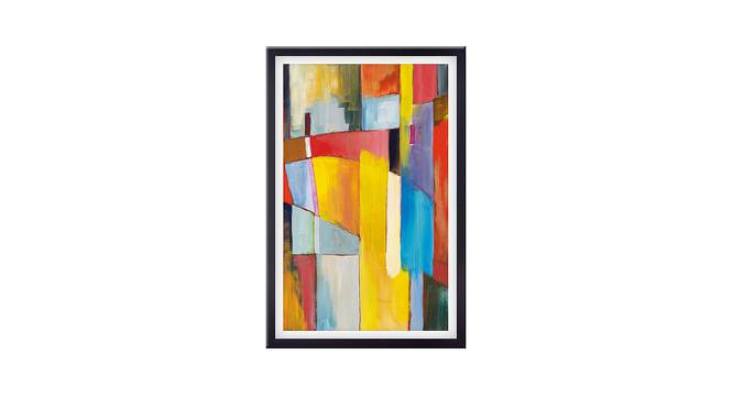 Turint Wall Art by Urban Ladder - Front View Design 1 - 380818