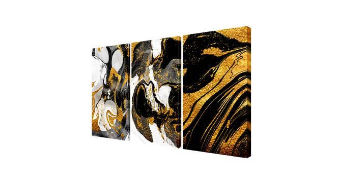 Victoria Wall Art (Black) by Urban Ladder - Cross View Design 1 - 380828
