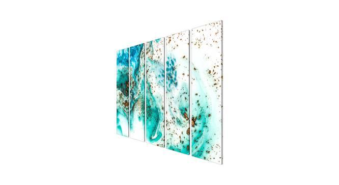 Twink Wall Art (White) by Urban Ladder - Cross View Design 1 - 380831