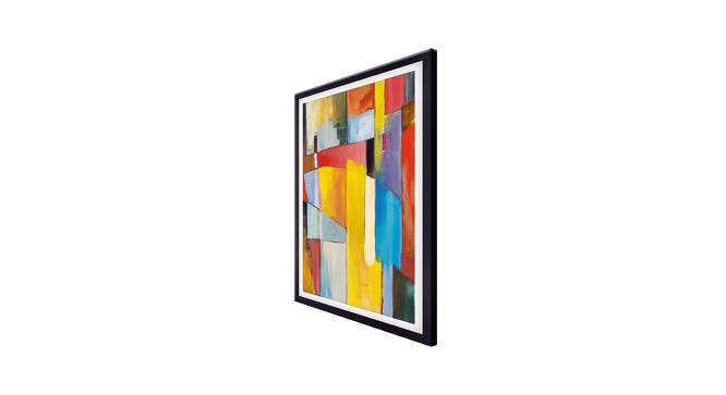 Turint Wall Art by Urban Ladder - Cross View Design 1 - 380832