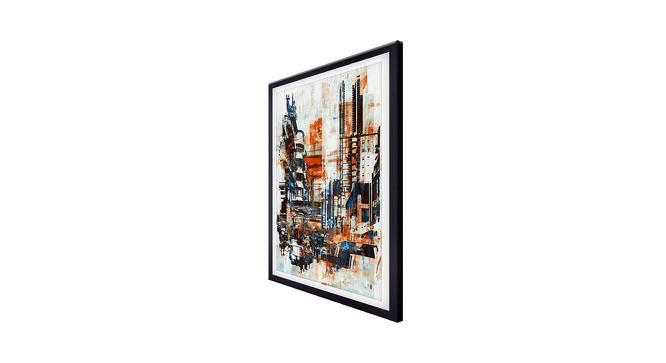 Yamin Wall Art by Urban Ladder - Cross View Design 1 - 380901