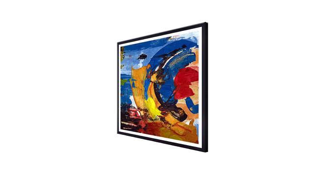 Watmen Wall Art by Urban Ladder - Cross View Design 1 - 380903