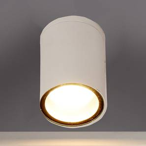 Mila Outdoor Light (White, Aluminium Shade Material, Aluminium Shade Color) by Urban Ladder - Front View Design 1 - 381127