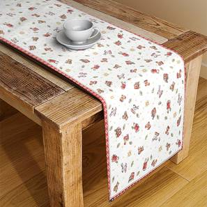 Aria Table Runner by Urban Ladder - Front View Design 1 - 381994