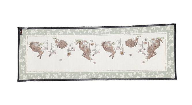 Aubrette Table Runner by Urban Ladder - Front View Design 1 - 382026