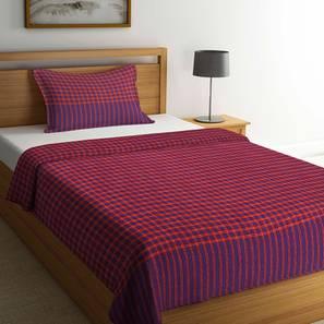 Charlie bedcover purple lp