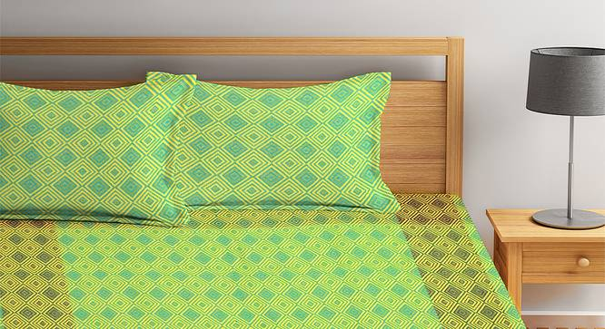 Channing Bedcover (King Size) by Urban Ladder - Front View Design 1 - 382141