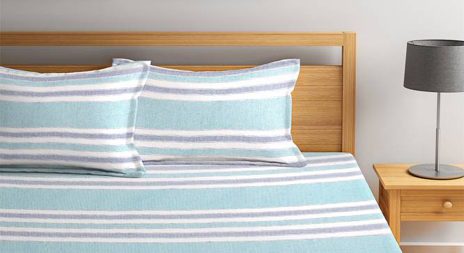 Dixie Bedcover (King Size) by Urban Ladder - Front View Design 1 - 382223