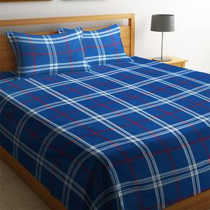 Frankie bedcover blue lp