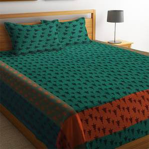 Kaitlyn bedcover green lp