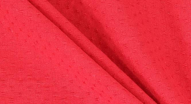 """Lucy Table Cover (Red, 150 x 230 cm  (60"""" x 90"""") Size) by Urban Ladder - Cross View Design 1 - 382764"""
