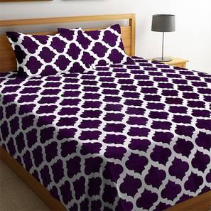 Nellie bedcover purple lp