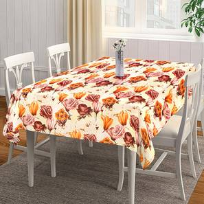 """Pixie Table Cover (150 x 150 cm  (60"""" x 60"""") Size) by Urban Ladder - Front View Design 1 - 382981"""