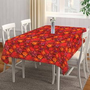 Polly table cover red lp