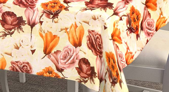 """Pixie Table Cover (150 x 150 cm  (60"""" x 60"""") Size) by Urban Ladder - Cross View Design 1 - 382990"""