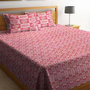 Shelby bedcover red lp