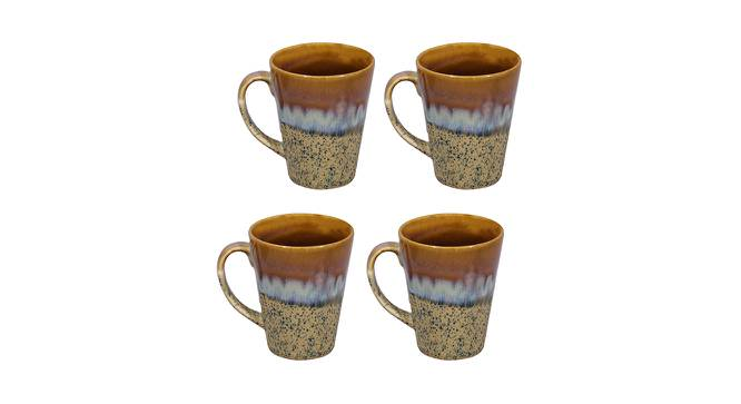 Arvid Mugs (Grey) by Urban Ladder - Front View Design 1 - 383644