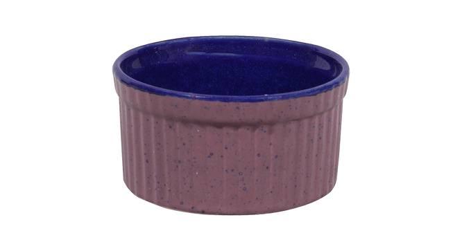 Birch Dessert Bowls (Purple) by Urban Ladder - Design 1 Side View - 383663